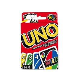Mattel Games Uno Wild