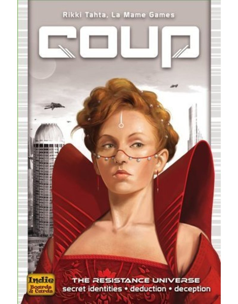 Indie Boards & Cards Coup