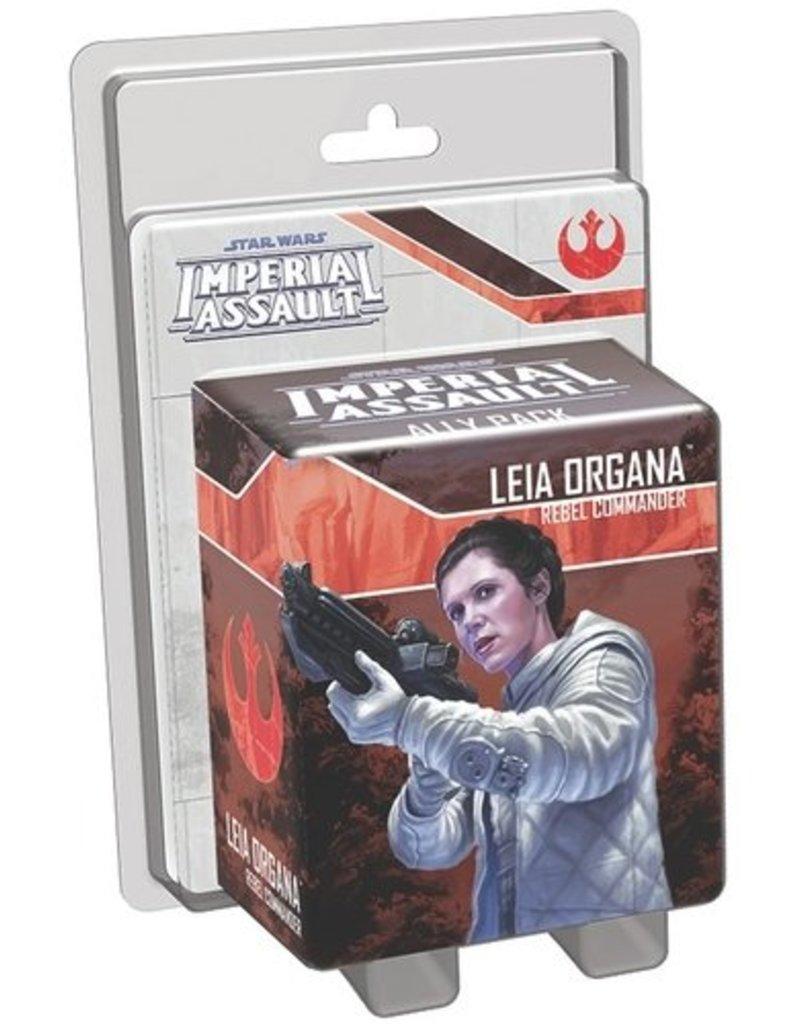 Fantasy Flight Games Star Wars Imperial Assault: Leia Organa Ally Pack