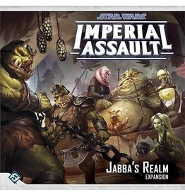 Fantasy Flight Games Jabba's Realm Campaign Expansion