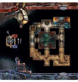 Fantasy Flight Games Coruscant Landfill Skirmish Map