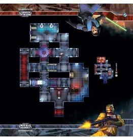 Fantasy Flight Games ISB Headquarters Skirmish Map