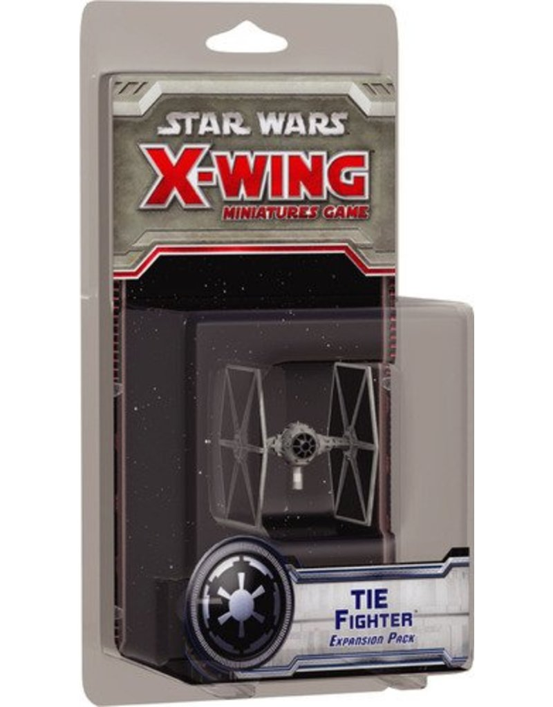 Fantasy Flight Games Star Wars X-Wing: Tie Fighter Expansion Pack