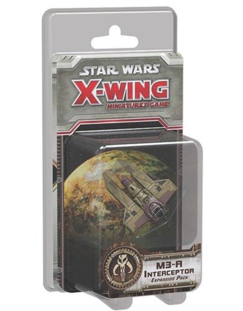 Fantasy Flight Games Star Wars X-Wing: M3-A Interceptor Expansion Pack (1st Edition)