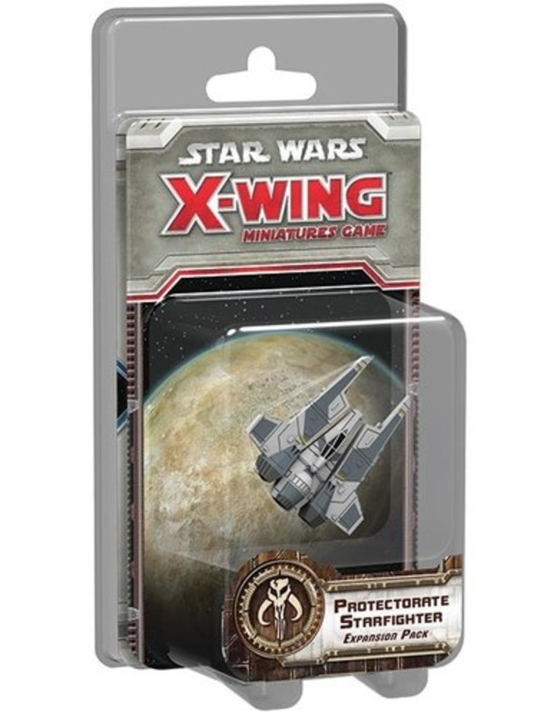 Fantasy Flight Games Star Wars X-Wing: Protectorate Fighter Expansion Pack