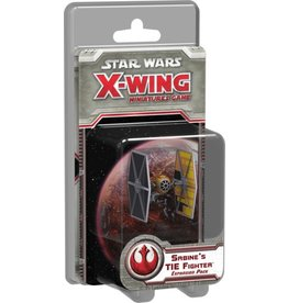 Fantasy Flight Games Sabine's TIE Fighter Expansion pack