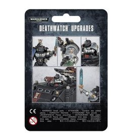 Games Workshop Deathwatch Upgrades