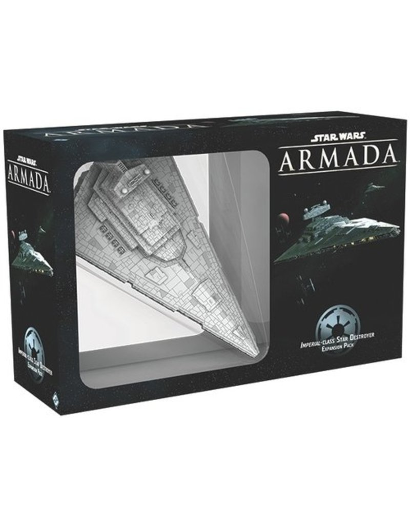 Fantasy Flight Games Star Wars Armada: Imperial Class Star Destroyer Expansion Pack