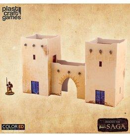 Plastcraft Arab Village Entrance - ColorED