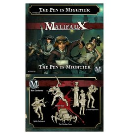 Wyrd The Pen is Mightier (Nellie) 2nd Edition