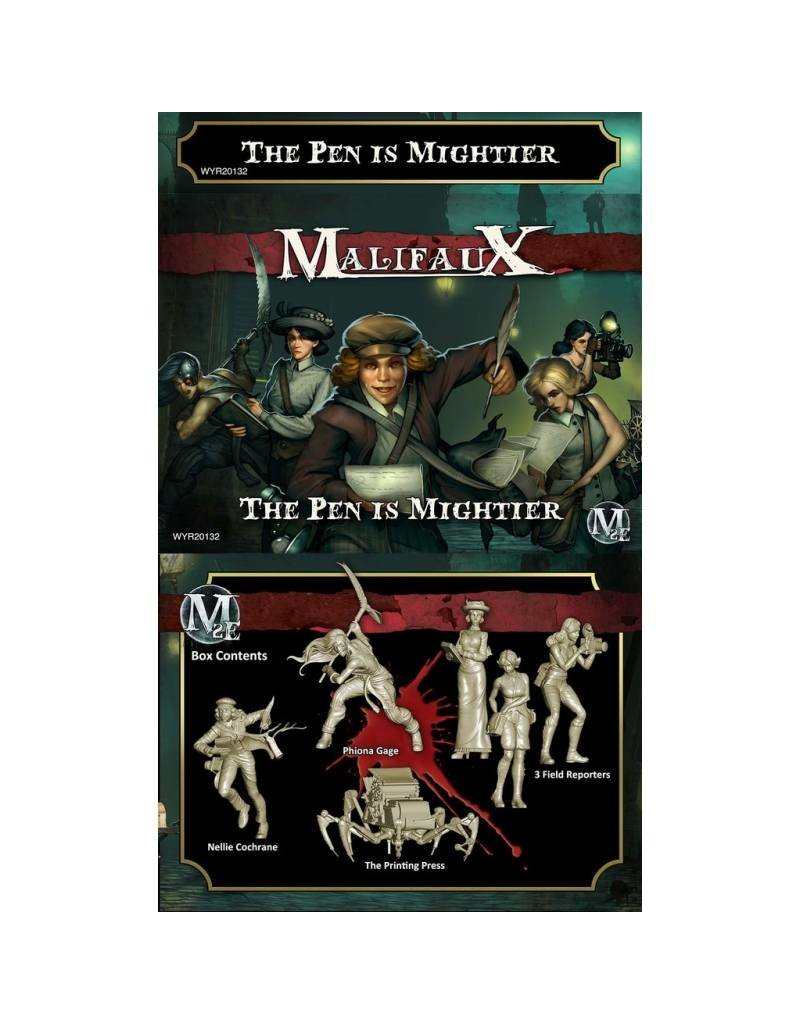 Wyrd Guild The Pen is Mightier (Nellie) Box Set 2nd Edition