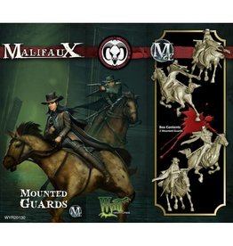 Wyrd Mounted Guards 2nd Edition