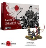 Warlord Games Test Of Honour Pauper Soldiers Box Set