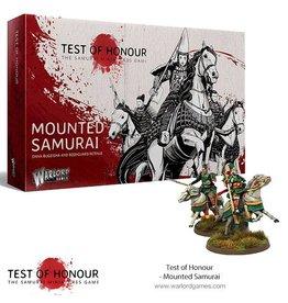 Warlord Games Mounted Samurai