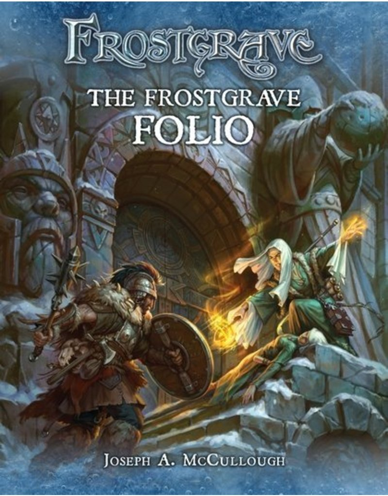 Warlord Games The Frostgrave Folio Expansion Book