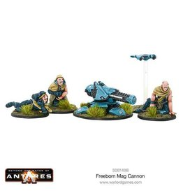 Warlord Games Mag Cannon