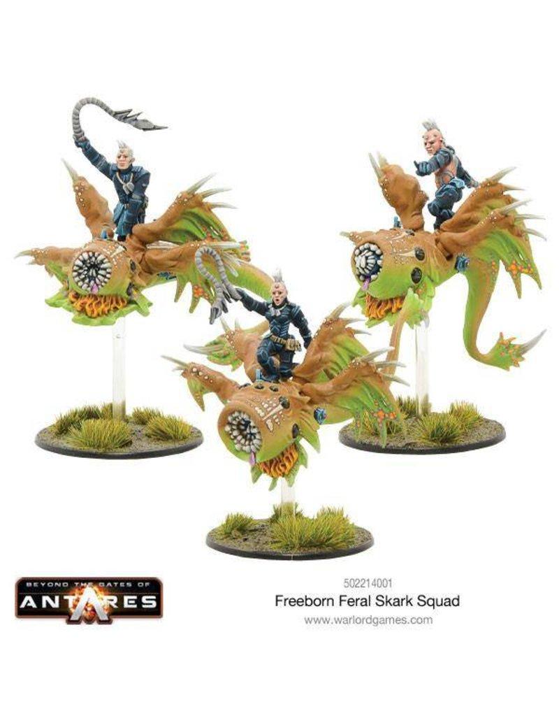 Warlord Games Freeborn Feral Skark Squad