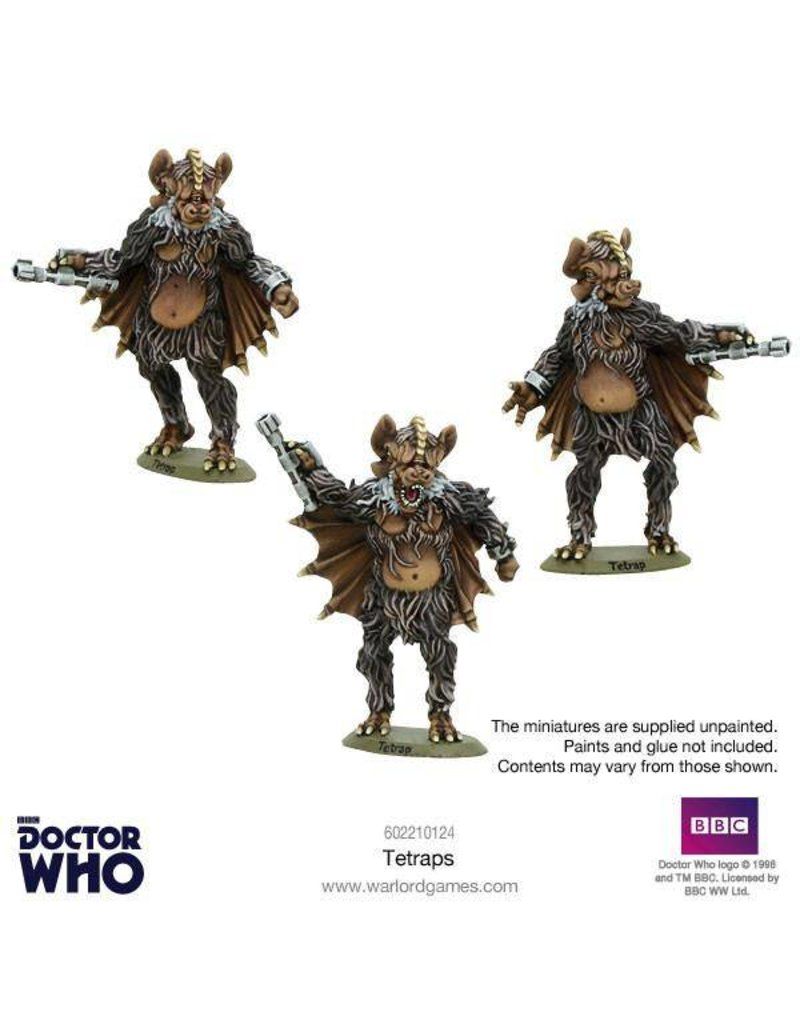 Warlord Games Tetraps