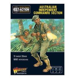 Warlord Games Australian Commando squad