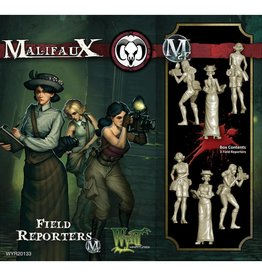 Wyrd Field Reporters 2nd Edition