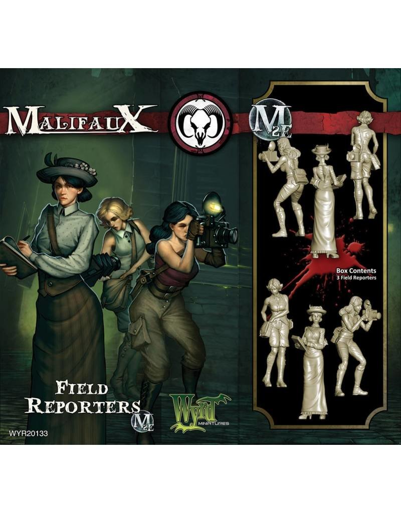 Wyrd Guild Field Reporters Box Set