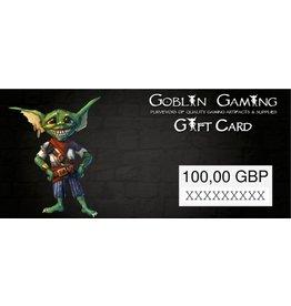 Goblin Gaming £100 Gift Card