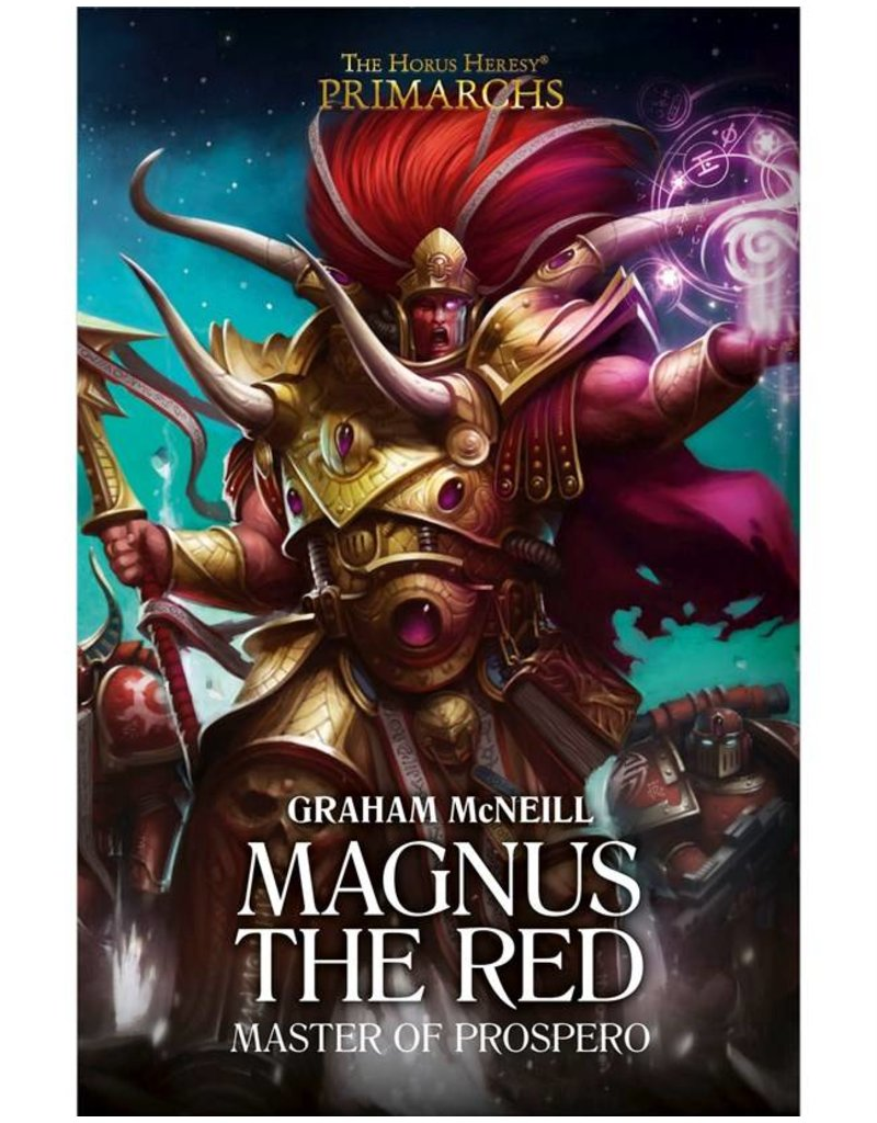 Games Workshop Primarchs: Magnus The Red (HB)