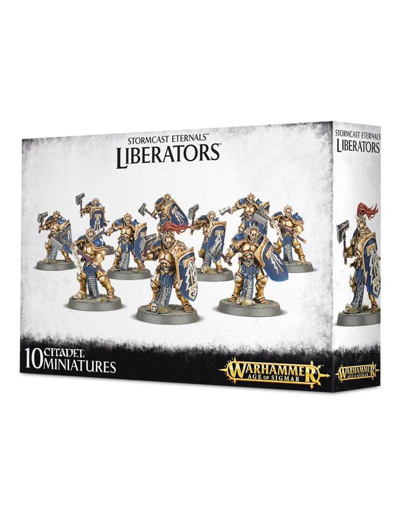 Games Workshop Stormcast Eternals - Liberators