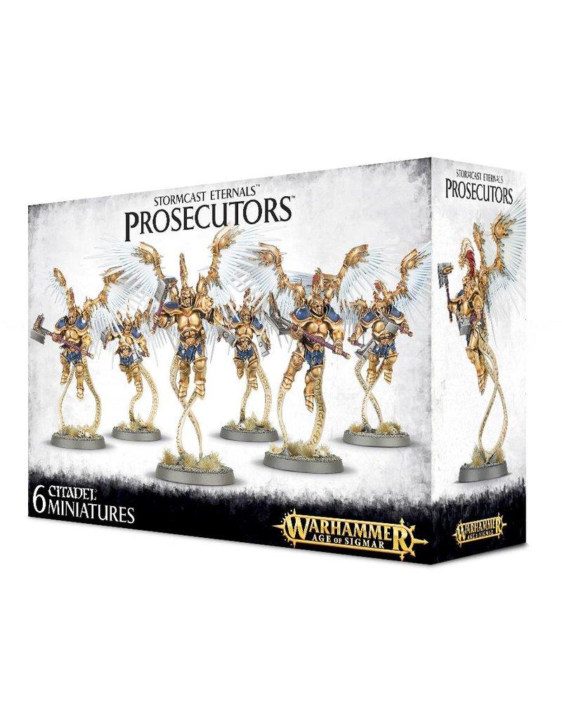 Games Workshop Stormcast Eternals  Prosectors
