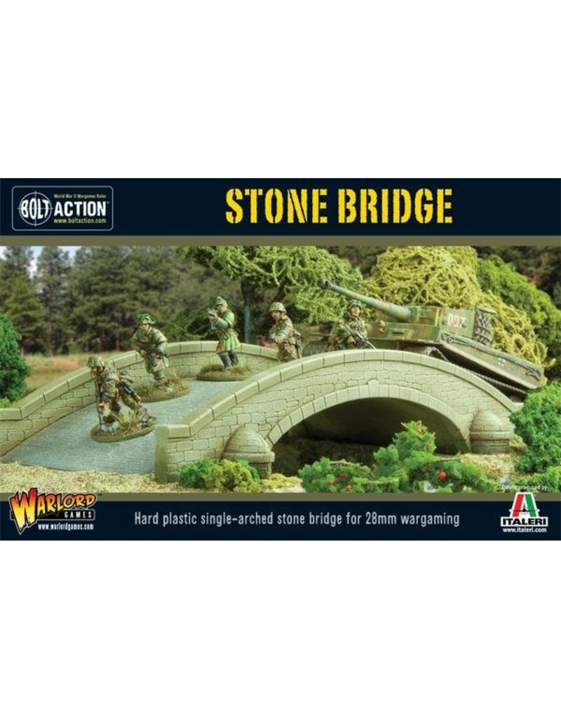 Warlord Games Stone Bridge Scenery set