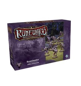 Fantasy Flight Games Reanimates Expansion Pack: Runewars Miniatures Game