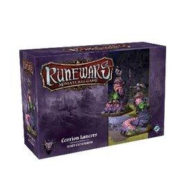 Fantasy Flight Games Carrion Lancers Expansion Pack: Runewars Miniatures Game