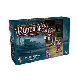 Fantasy Flight Games Lord Hawthorne Expansion Pack: Runewars Miniatures Game