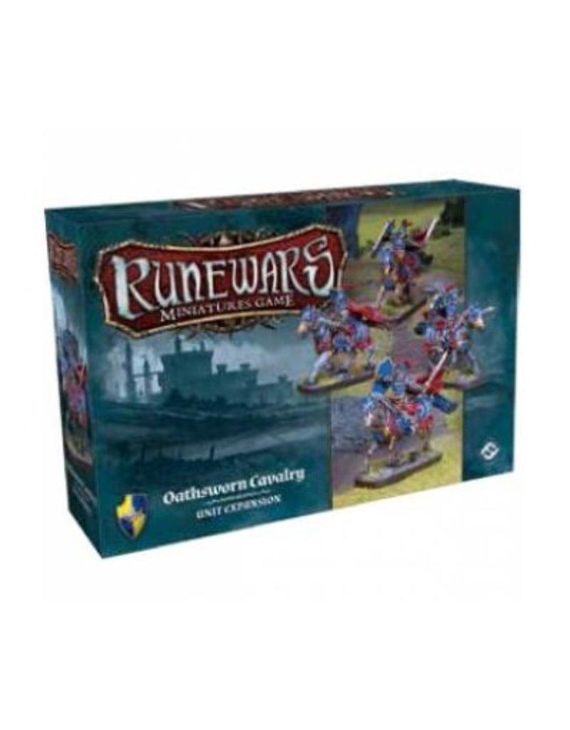 Fantasy Flight Games Oathsworn Cavalry Expansion Pack: Runewars Miniatures Game