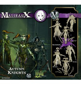 Wyrd Autumn Knights  2nd Edition