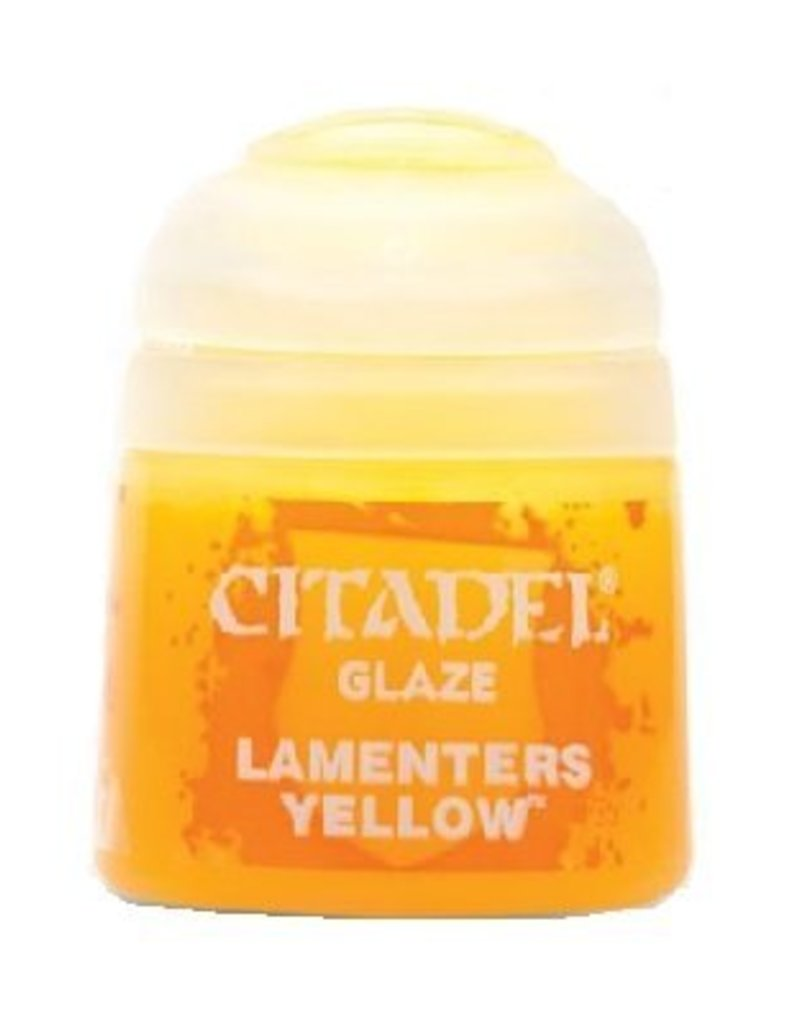 Citadel Glaze: Lamenters Yellow 12ml