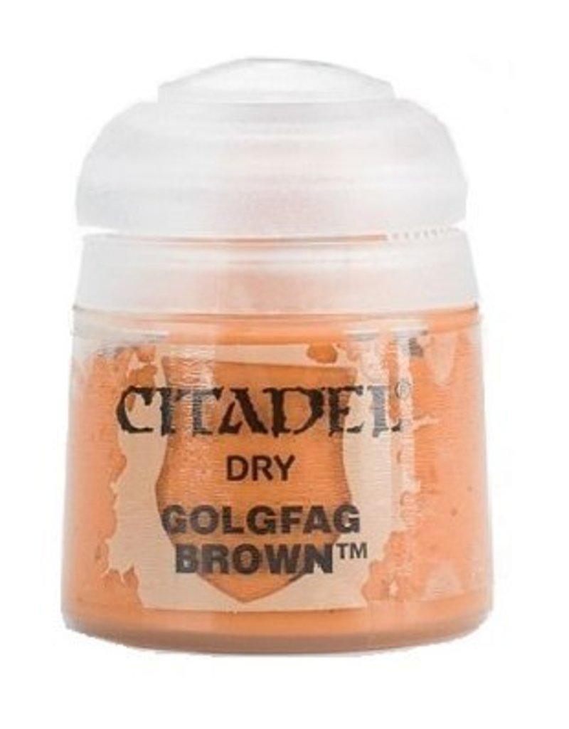 Citadel Dry: Golgfag Brown 12ml