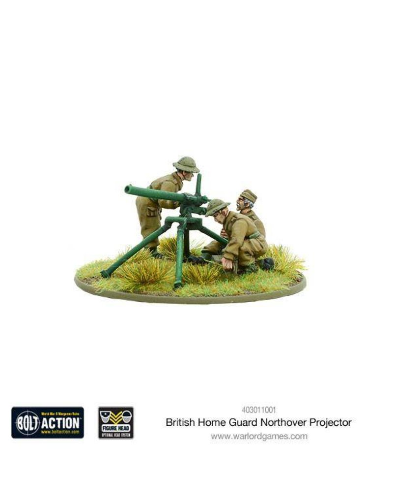 Warlord Games British Northover Projector