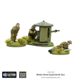 Warlord Games Home Guard Smith Gun