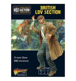 Warlord Games LDV section