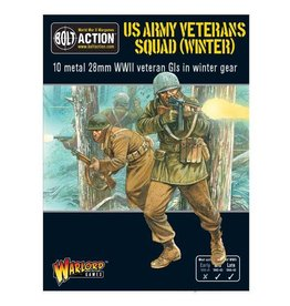 Warlord Games Army Veterans Squad (Winter)