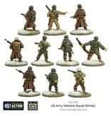 Warlord Games US Army Veterans Squad (Winter)