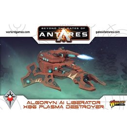 Warlord Games Liberator with Plasma Destroyer