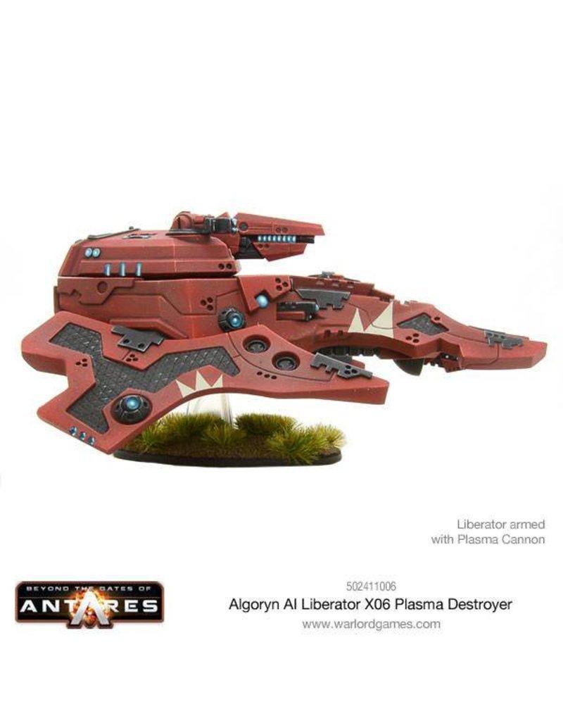 Warlord Games Algoryn Liberator with Plasma Destroyer