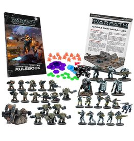 Mantic Games Operation Heracles Two-Player Battle Set