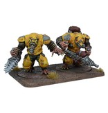 Mantic Games Warpath Team Bases - 40mm