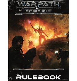 Mantic Games Warpath Firefight Rulebook