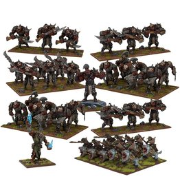 Mantic Games Ogre Mega Army