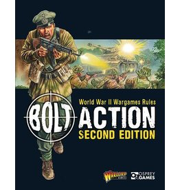 Warlord Games Bolt Action Rulebook
