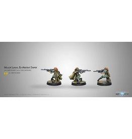 Corvus Belli Major Lunah (Viral Sniper Rifle)